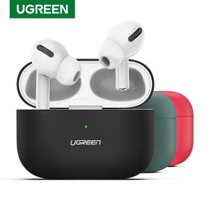 5Pcs lot Ugreen Earphone Case For AirPods Pro Silicone Cover Wireless Bluetooth Headphone For Air Pods Pouch Protective For AirPod 3 Case