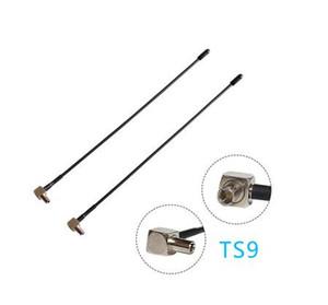 4G LTE Antena para WiFi Router com TS9 Conenctor 5dbi Para Huawei E398 E5372 E589 E392 Zte MF61 MF62 753S AirCard
