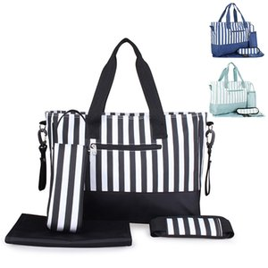 Classic Mummy Bag Multifunctional Large Capacity Maternity and Baby Bag Baby Outing Pregnant Woman Shoulder Cross
