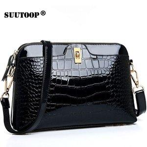SUUTOOP Mode-Handtasche der Qualitäts-Frauen Messenger Umhängetaschen Damen Leder Schultertasche Mädchen-Handtaschen