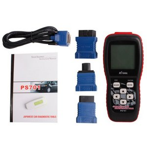 거의 모든 일본 차 PS701 OBD2 코드 스캐너를위한 새로운 도착 원래 XTOOl PS701 JP 진단 도구