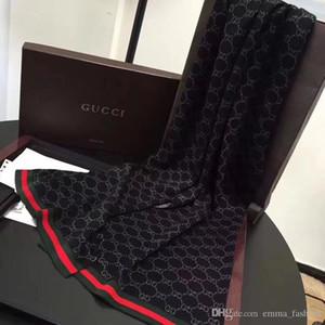 2018 venda de luxo do lenço quente para homens Brand Design cachecol de caxemira longo alta qualtiy para o tamanho do homem 180 * 30 centímetros nenhuma caixa de boa qualtiy