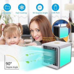 Piccolo aria condizionata mini ventilatore USB Appliances Arctic Air ventilatore ventilatore da tavolino condizionamento estivo Portable