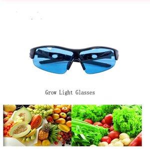 LED profissional Grow luz Óculos UV Polarização para Grow Tenda de Efeito Estufa hidroponia Luz Planta Eye Glasses Proteger
