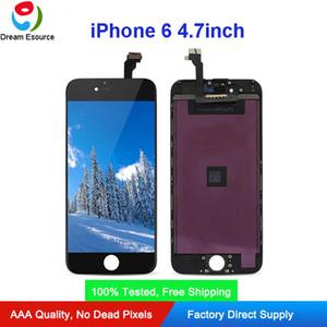 Écran LCD de qualité supérieure iPhone 6 Affichage avec rétro-éclairage ESR + tactile de Nice Assemblée Digitizer gratuite DHL Livraison