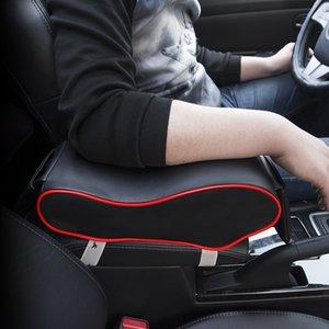 Brand New Car Caixa de Braço Do Carro Central Armrest Pad Car Styling Decoração Universal Apoio Protetor de Braço Caixa Pad Console Central de Apoio