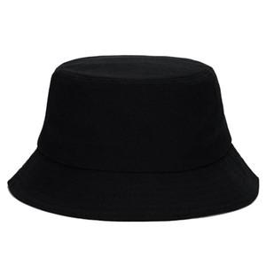 Moderno Unisex Bucket Senderismo Escalada Caza Pesca Tapas de Protección Al Aire Libre de los hombres de Verano Mujer Sombrero de Sol C19041301