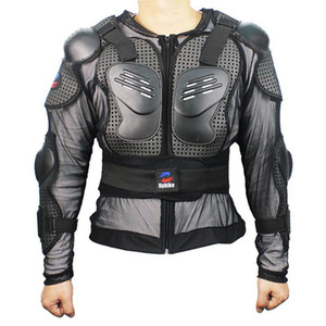 Vestes de protection Motocross Racing Vêtements de vêtement Moto Moto Riding Protecteurs Vestes de tortues Taille S-3XL
