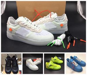 Homens MCA Air University Baixo Azul Chicago Branco Volt Designer Running Shoes AO4606-100 mens formadores tamanho Sneakers Esportes 36 ~ 45