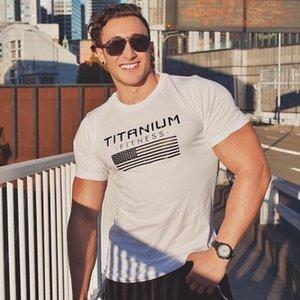 Hombre del diseñador T Shirts Marca de impresión Tops Summer Casual Tees nuevos muchachos camisetas de moda para Running Aire libre marca de moda de manga corta