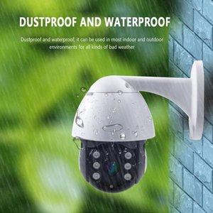 1080P 3MP Wifi IP-Kamera Auto Tracking IR-Nachtsicht Home Security Camera Innenmini Audio-Baby-Monitor CCTV-Kamera IP Außen