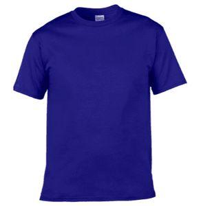 mens designer t shirts t shirt clothes white tshirts 3xl Summer class service men's round neck T-shirt custom cotton advertising