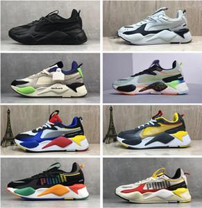 Nova Retro Transformadores casuais x Puma tênis BMW MMS RS-X SANKUANZ Reinvenção moda velho pai Designers Atlético sneakers