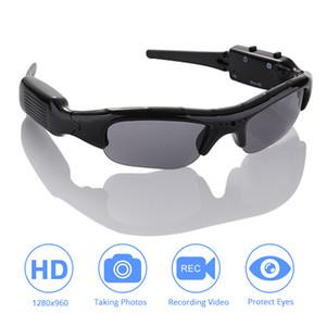 Облегченный DVR Солнцезащитные очки камеры TF Mini Audio Video Recorder Высокое качество Mini DV Video Recorder Стильные очки для взрослых
