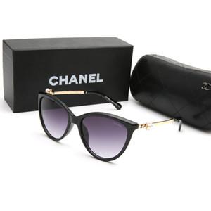 Occhiali da Sole di marca Occhiali Outdoor Shades PC Farme classico di modo signore di lusso Sunglass Specchi per le donne