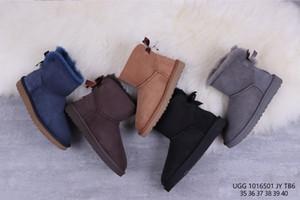 UGG boots 2018 se vendra le nouveau australien réel G5821 haute qualité enfants garçon fille bébé enfants bottes de neige chaude étudiant juvénile neige botte d'hiver