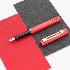 Jinhao 599 Pennini per Stilografiche cancelleria Ink Pen fuente accessori per la Dolma kalem stylo Calligrafia penna ufficio kawaii Set