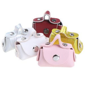 1 Pcs lot Fashion 1 6 Doll Accessories Doll Handbag Lady Leather Bag Purse Accessories Dollhouse Kids Toy