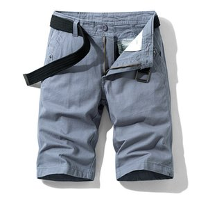 Designer Mens-Sommer-Shorts beiläufige lose Reißverschluss kurze Hosen-Mode-Männer Hiphop Styles Cargo-Shorts