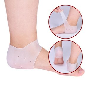Neues Gel Heel Sleeve Moisturizing Silikon Socken Absatz-Knöchel-Arm-Silikon-Knöchel-Abdeckung für Start 6032