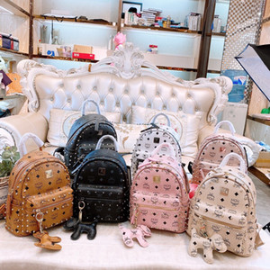Hot Luxury Designer Backpack Women Brand Handbags Purse Wallet Girls Waistbag Shoulder Bags Casual Cross Body Bag Chest 23*11*16 2062908L