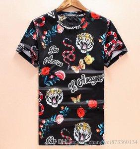 2019 Mens T Shirt Fashion Eyes Printing T Shirt Short Sleeves High Quality Men Women Hip Hop Tees Size ,M-3XL