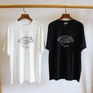 2020 Designer Men Women Shirts Summer Luxury Mens Top Brand T-shirt Short Sleeve Mouse Pattern Mens Streetwear Top Quility Soft 20060101D