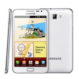 Reformado original para Samsung Galaxy Note N7000 I9220 abrió el teléfono de doble núcleo de 1 GB de RAM 16 GB de ROM 8MP 5.3 pulgadas