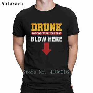 Beer Alcohol Tester Beverage Liquor Mead Gift T Shirt S-5xl Novelty Summer Letters Cotton Anti-Wrinkle Building Designing Shirt