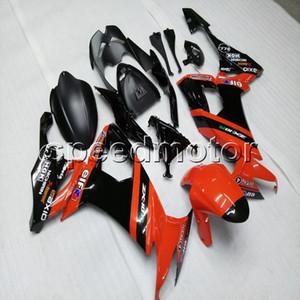 23 colores + Botls naranja negro motocicleta Carenado para Kawasaki ZX10R 2008 2009 2010 ZX-10R 08 09 10 paneles de motor ABS