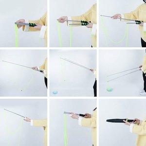 24.5cm Большого размера регулируемого Открытого Bubble игрушка Long Bubble Machine Gun Bar Палочка без Shape Water для детей мыльного пузыря игрушки