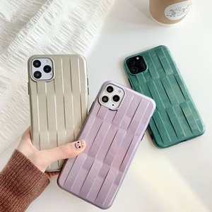 Für Iphone 11 Pro Phone Case Xs Max Xr Solid Color Webmuster 6 7 8 X Plus Silikon Soft Cell Phone Cases