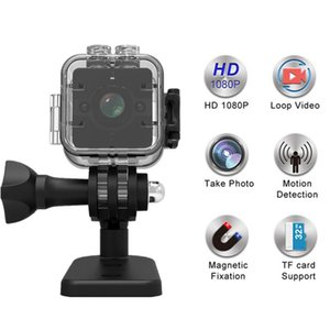 SQ12 HD 1080P Mini Camera SQ8 Wireless Portable Recorder DVR Bike Online Digital Loop Video Camcorder Endoscopy Detect Waterproof Camera DV