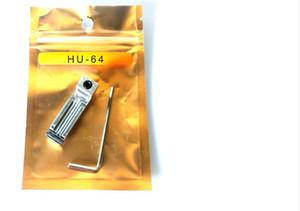 Fixture HU64 Hu162t clé de serrage pour Benz et pour VW Audi Pour 2M2 magique Réservoir automatique de clé de voiture coupe mâchoires machine