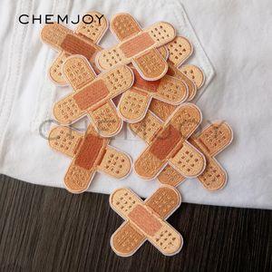 Patch di ricamo Patch per vestiti Stiratura di adesivi Biker Band-Aids Patch Applique da cucire per jeans giacca Scarpe distintivi zaino