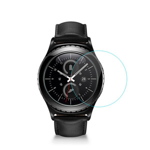 9H Tempered Glass Screen Glass For Samsung Galaxy Gear S2 SM-R720 Smart Watch Classic Screen Protector 9H 2.5D Tempered Glass