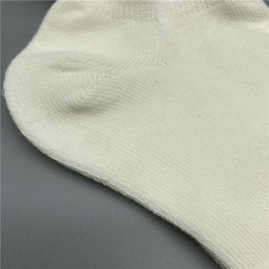 Été New Arrival Hommes Sock Hommes Femmes Hommes Sock été décontracté confortable de haute qualité solide Couleur Noir Chaussette Taille