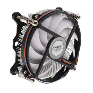 4 Pin Компьютер охлаждения процессора Cooler PWM вентиляторы корпуса Quiet Heatsinks 90x90mm
