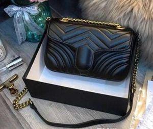 L'amore famoso cuore delle donne di marca del progettista del corpo SOHO borsa catena in pelle Borsa a tracolla trasversale donna Borsa crossbody V Saluto borsa del modello borsa