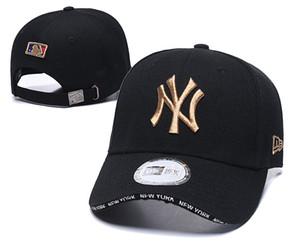 2020 neuer freies Verschiffen NY Kappe Preis Hysteresen-Hut Tausende Hysteresen-Hut Basketball Günstige Hut justierbarer Baseball-Cap