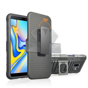 Custodia supporto magnetico per cavalletto supporto per auto per LG Q6 Plus X Venture K4 K8 2017 Stylo 3 coperchio antiurto LS777 / clip da cintura