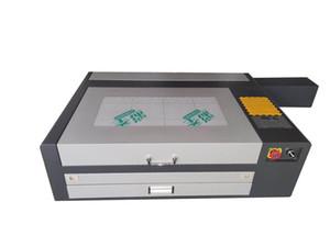 4060 80w 400 X 600mm CNC-Lazer Graviermaschine Laserschneidanlage für Holzschnitt Gourd Bambus