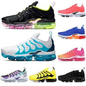 Nike Air Vapormax Tn Plus tns kissen laufschuhe herren tennis anthrazit turnschuhe metallic splitter spiel royal olympic aqua weiß lila trainer
