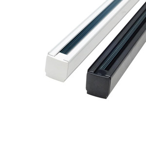Aluminum Track 200cm 10pcs Led Article Orbit Slider For Led Track Light Rail Tank Accessories Aluminum Plate With Connector Free