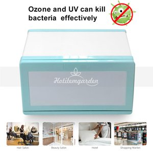 New Arrival 16L UV Ultraviolet Tool Sanizer Sanizer Cabinet Ozone Scissor Beauty Descefection Cabinet for Salon Spa Home Use Machine