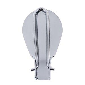 Métal pliant Chausse durable avec portable en simili-cuir en acier inoxydable Mode New Chaussures Horns