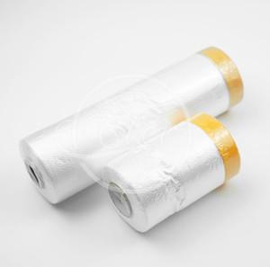 무료 배송 2PCS / 로트 롤 스프레이 플라스틱 용기 딥 고무 플라스틱, 고무 딥 마스킹 필름 커버 페인트 자동차 보호 필름 페인트