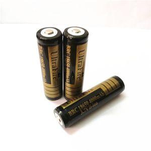 Black Gold 18650 batteria ricaricabile al litio 4000mah per Fashlight, la Banca di potere, elettronica o il caso torcia di potere del telefono LED Selli caldo