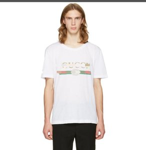 2020Designer cotton T-shirts for sale in New Monville J Cole Logo Printed T-shirts men's casual loose brand cotton T-shirts for high quality
