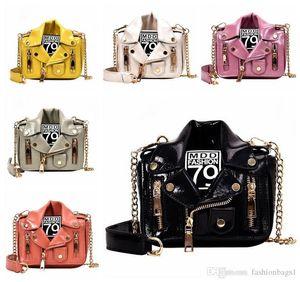 Tasarımcı Lüks Çantalar Cüzdanlar Bayan Zinciri Motosiklet Çantaları Kadın Omuz V yaka Ceket Çanta Çok renkli Çapraz Vücut Çanta Deri torba fermuar